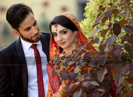 peshawar best photographer studio wedding