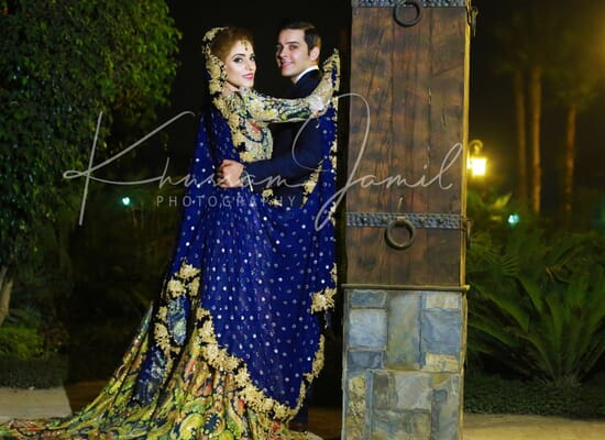 Beautiful Pakistani bride on her wedding taken by best wedding photographer in pakistan Expressions photography by khurram jamil